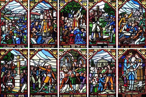 Rocheserviere-vitraux