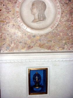Coeur de Louis XVII