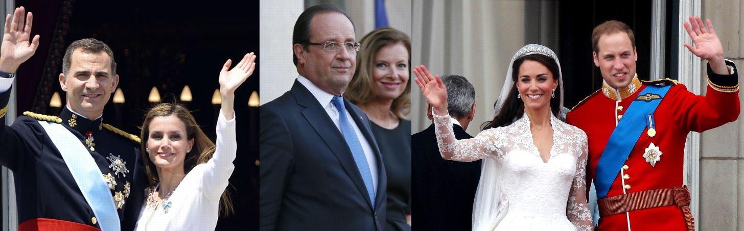 Felipe, William, Hollande, la France a besoin d'une monarchie