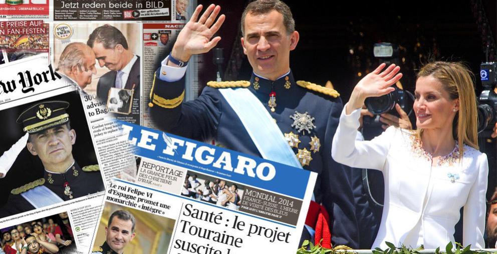 Francia se pregunta si necesita un rey tras presenciar la proclamacion de felipe VI