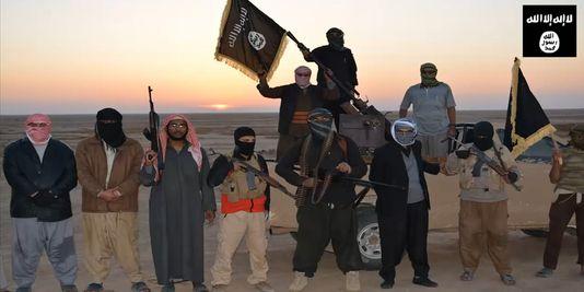 Prise de Mossoul en Irak