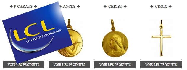 lcl boutique catholique Laudate