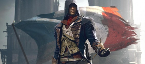 assassin's creed unity révolution française