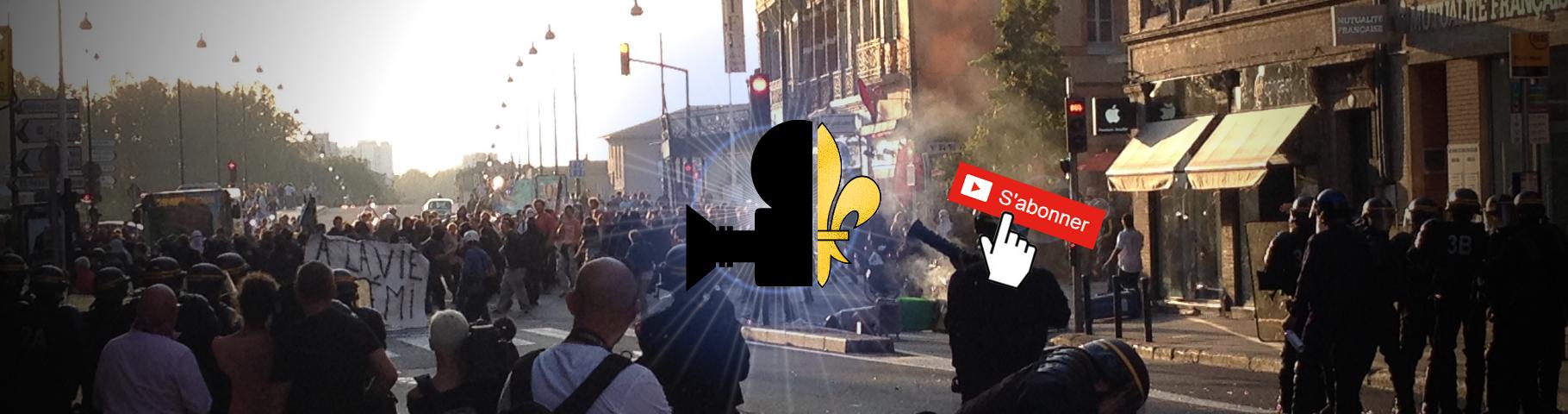 bannière lys ardent vidéo youtube