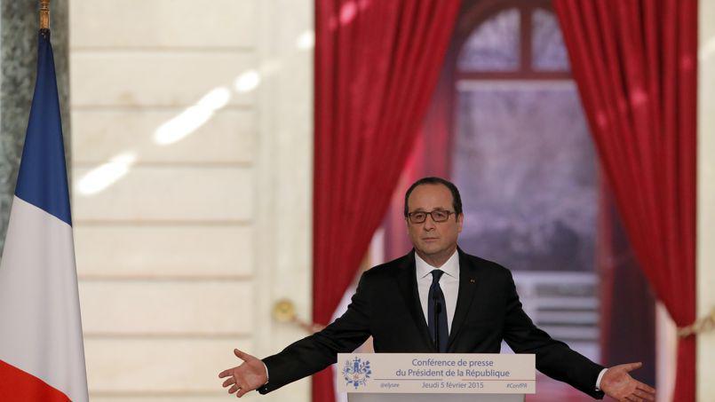 conférence presse françois hollande