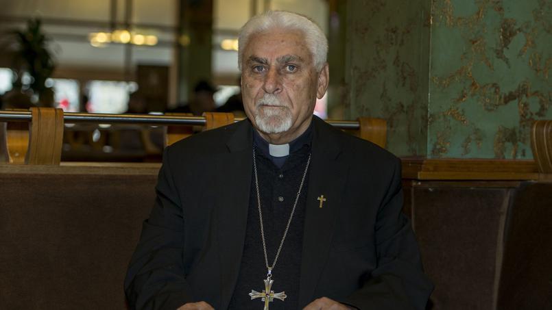 Mgr Petros Mouche  Une armee doit venir proteger les chretiens d Irak