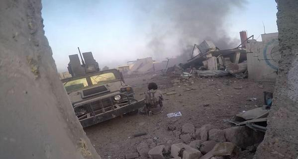 Irak  l etat islamique s empare de Ramadi apres une bataille sanglante