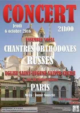 oriflammes concert orthodoxe saint eugene