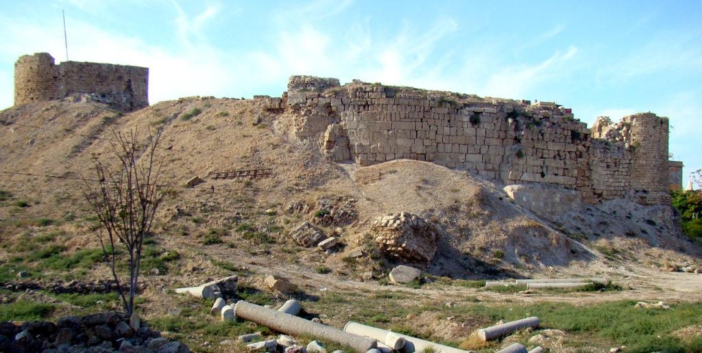 Chateau Saint Louis Sidon